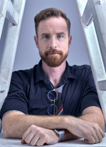 Ian Alden Russell, Director of Curating
